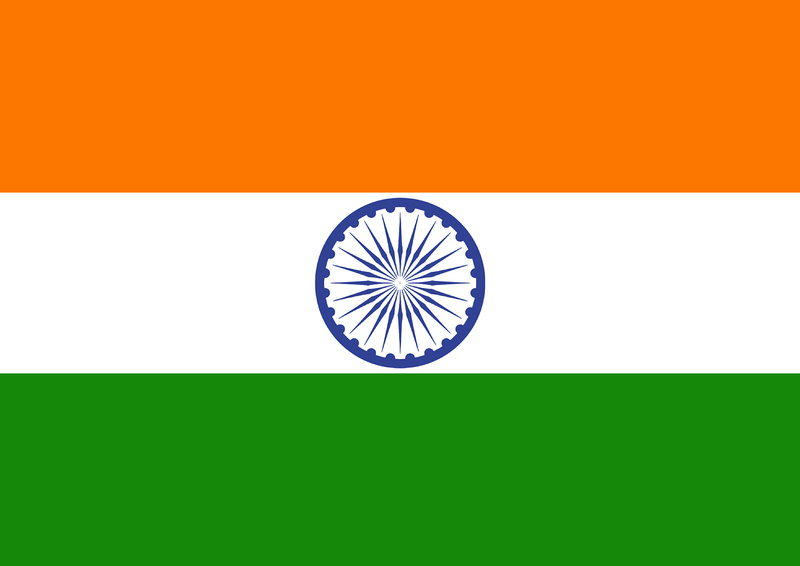 indian flag correct format