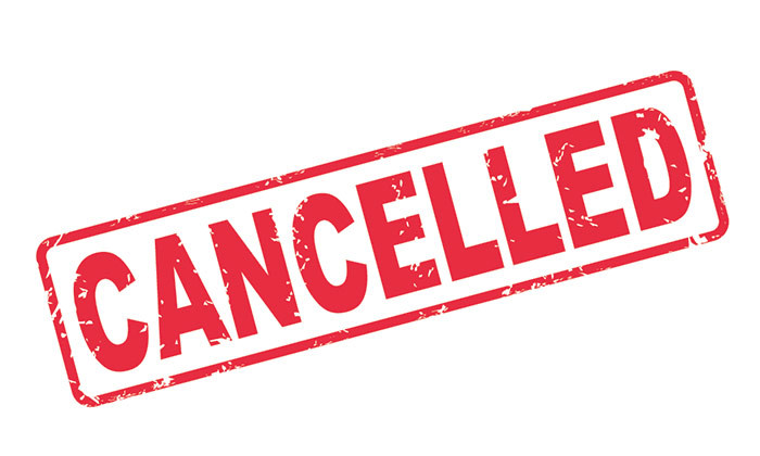 Cricket-Cancelled